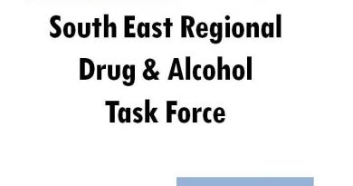 LAUNCH EVENT FOR SOUTH EAST REGIONAL DRUG & ALCOHOL TASK FORCE (SERDATF) 3 -YEAR STRATEGY